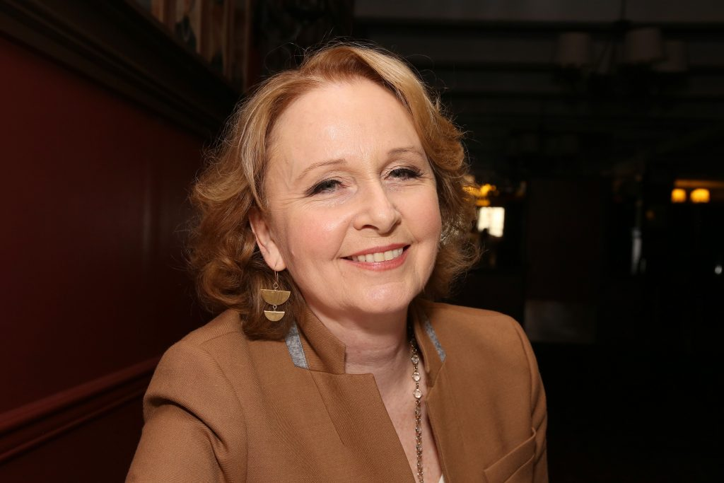 NEW YORK, NY - JUNE 28: Kate Burton attends the Sardi's Caricature Unveiling for Kate Burton at Sardi's on June 28, 2017 in New York City.