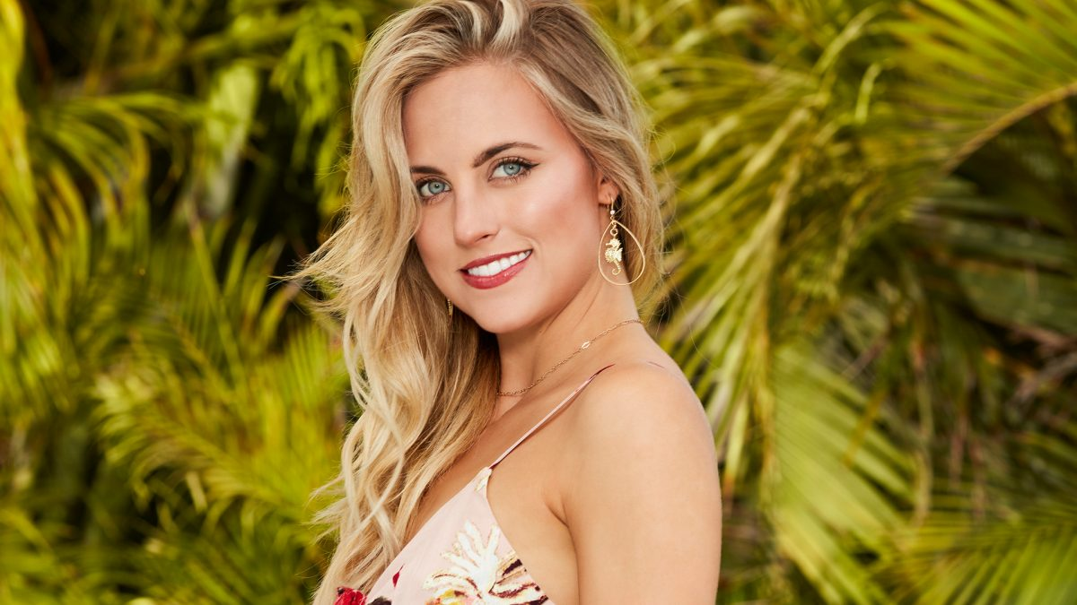 Headshot of 'Bachelor in Paradise' star Kendall Long