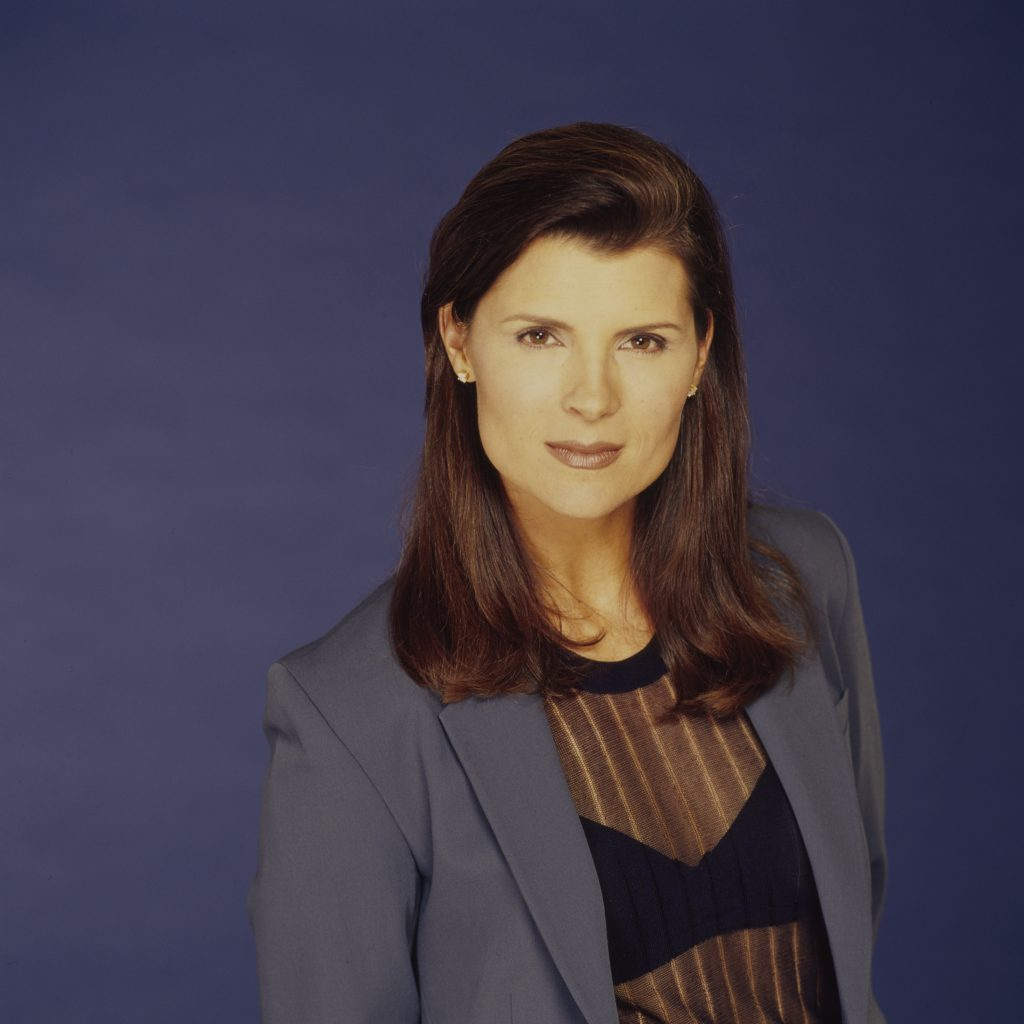 'The Bold and the Beautiful' actress Kimberlin Brown plays Sheila Carter on the CBS soap opera.