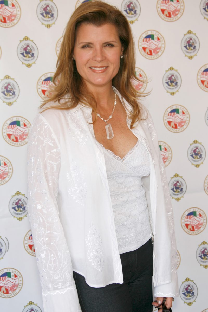 'The Bold and the Beautiful' actress Kimberlin Brown is best known for her role as Sheila Carter on the CBS soap opera.