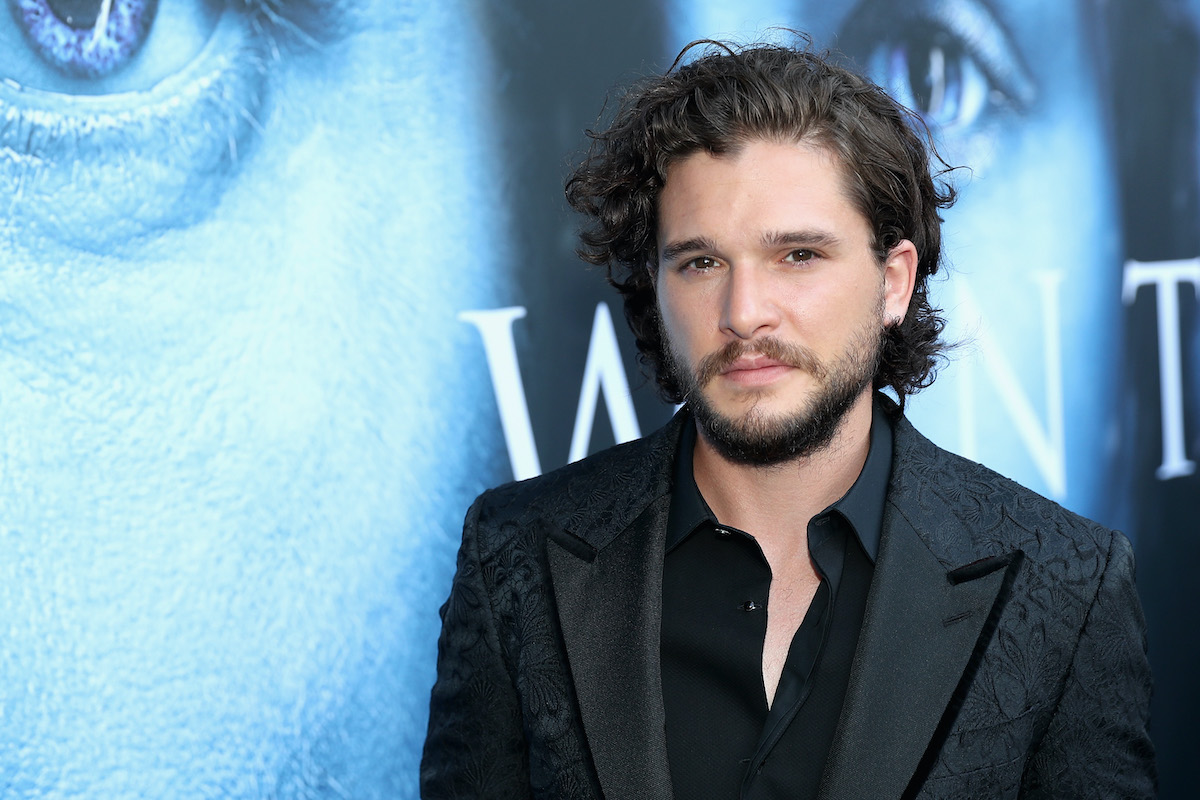"""Actor Kit Harington attends the premiere of HBO's """"Game Of Thrones"""" season 7 at Walt Disney Concert Hall on July 12, 2017 in Los Angeles, California."""