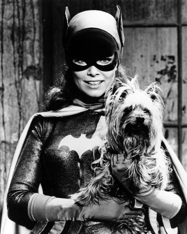 Yvonne Craig as Batgirl in 'Batman' in 1967