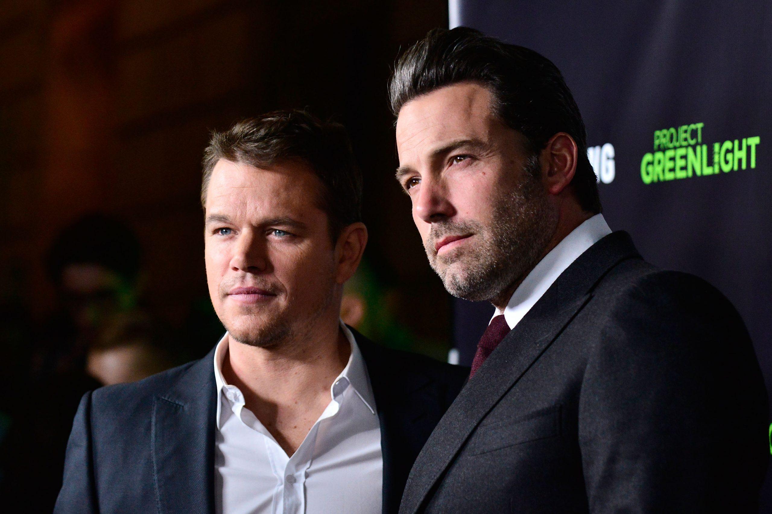 Ben Affleck Says Matt Damon's Helped His 'Sanity and Mental Health'