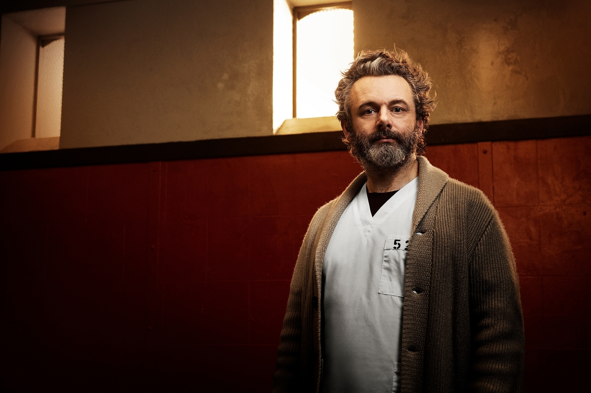 PRODIGAL SON: Michael Sheen in PRODIGAL SON, premiering this fall on FOX (Photo by FOX Image Collection via Getty Images)   'Prodigal Son' and 'Good Omens' star Michael Sheen voted fan-favorite for next Doctor