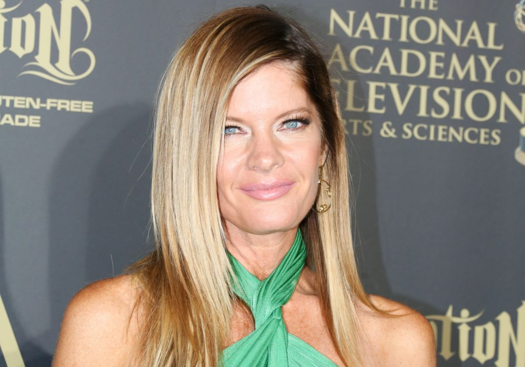 Michelle Stafford at the Daytime Emmys