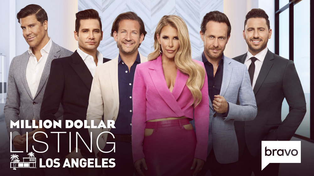 Million Dollar Listing Los Angeles Season 13 cast