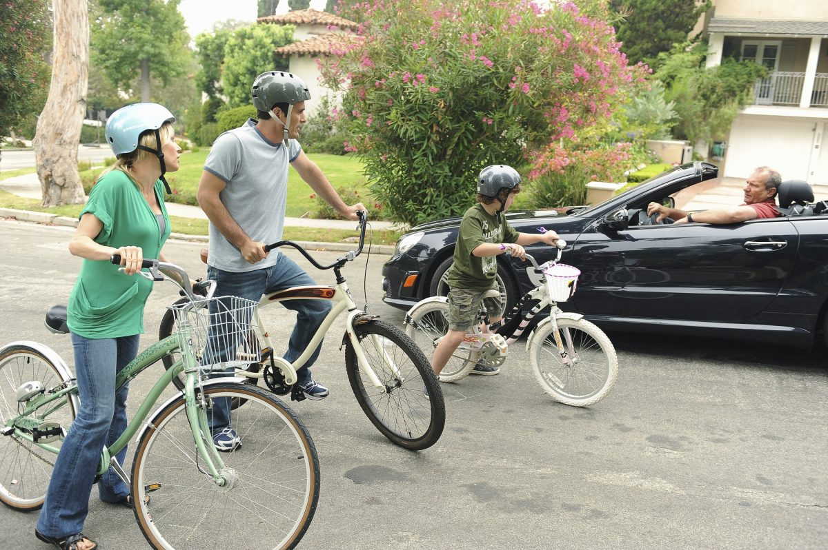 'Modern Family' episode titled 'The Bicycle Thief'