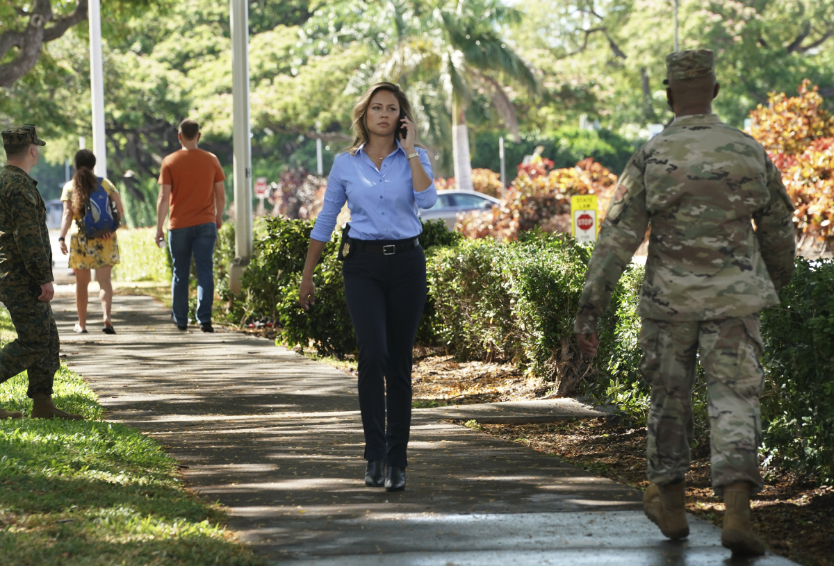 NCIS: Hawai'i premieres Monday, September 20 on CBS after the season 19 premiere of NCIS