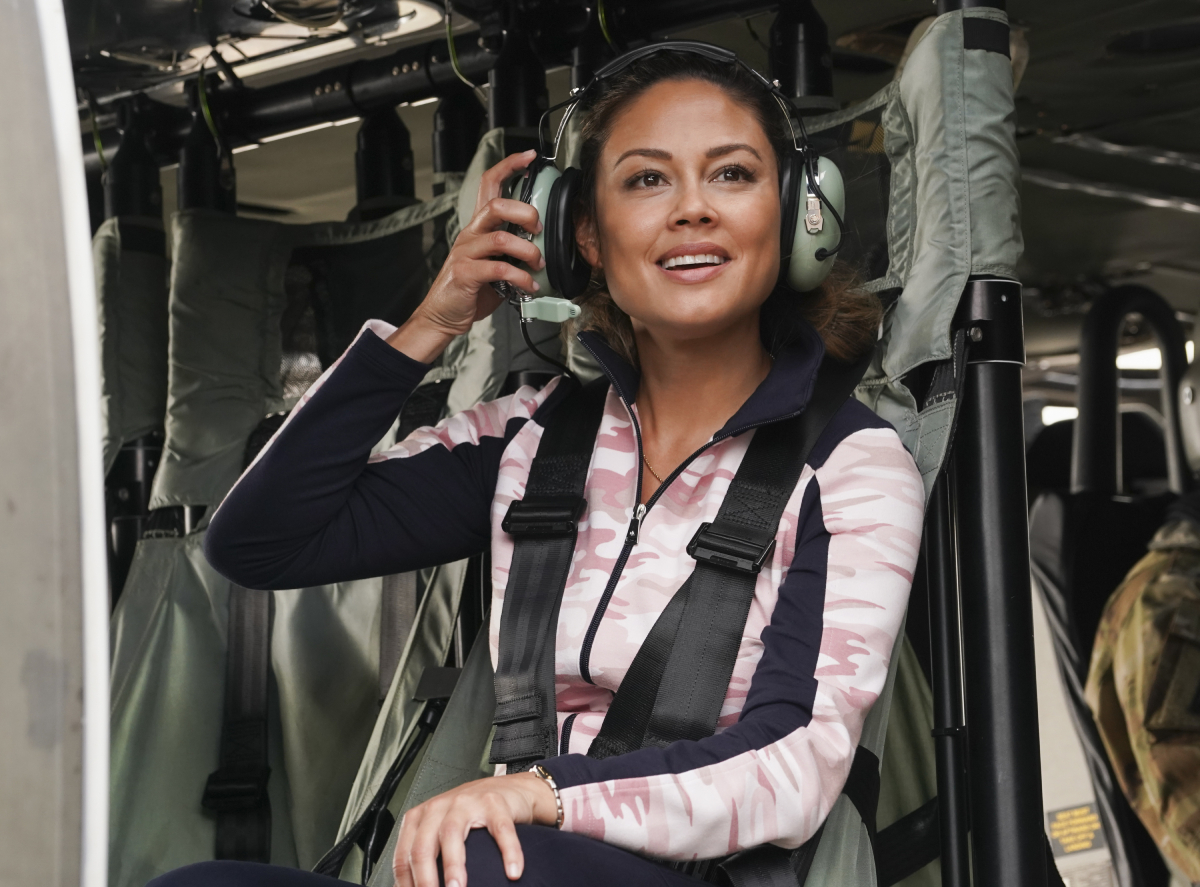 'NCIS: Hawai'i' star Vanessa Lachey as Special Agent in Charge Jane Tennant
