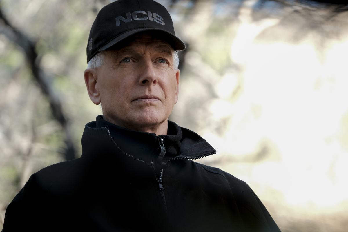 Mark Harmon as NCIS Special Agent Leroy Jethro Gibbs in the 'Lonely Hearts' episode which aired Feb 11, 2020
