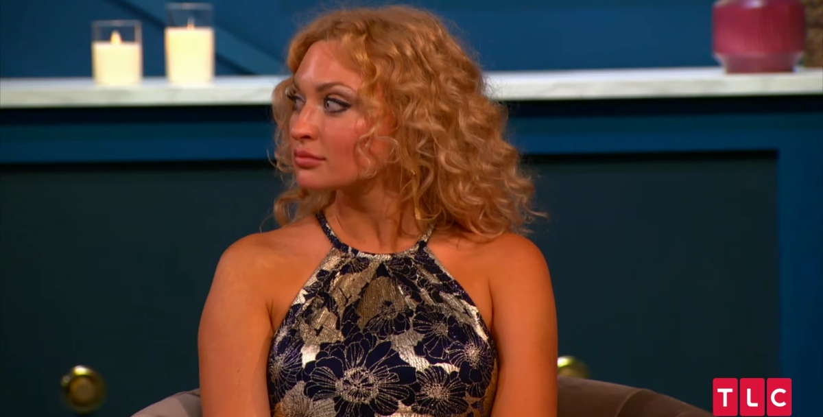 Natalie Mordovtseva on '90 Day Fiancé: Happily Ever After?' Tell All