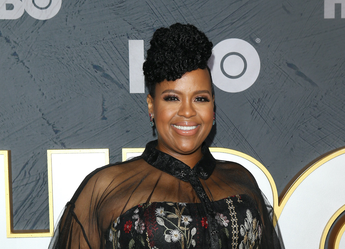Natasha Rothwell attends the HBO's Post Emmy Awards. She now stars in 'The White Lotus'
