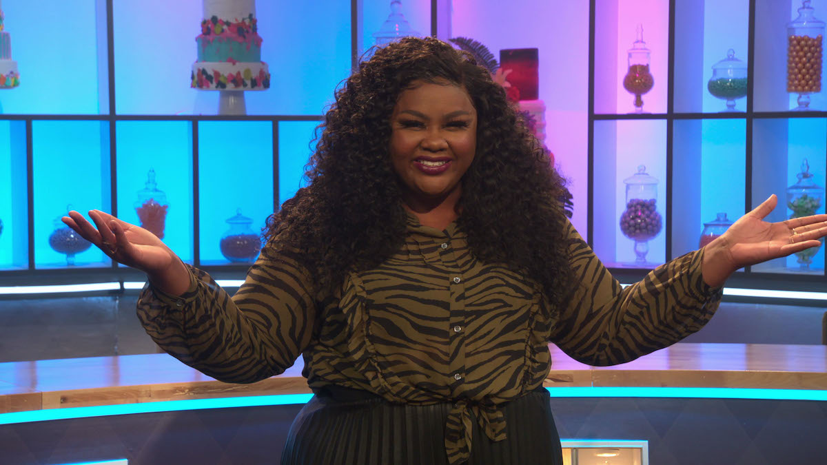 Nicole Byer is a hit with kids as the host of 'Nailed It!'
