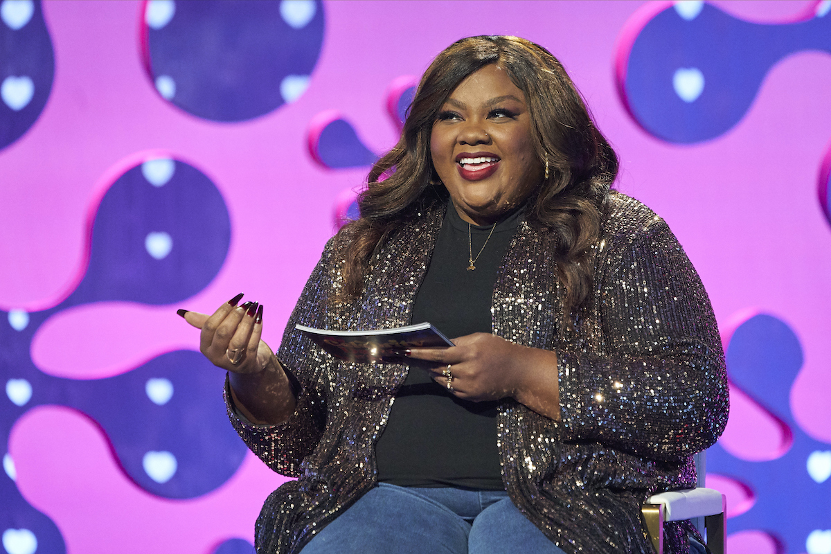 Nicole Byer is the host of Nailed It. She frequently appears on other shows.