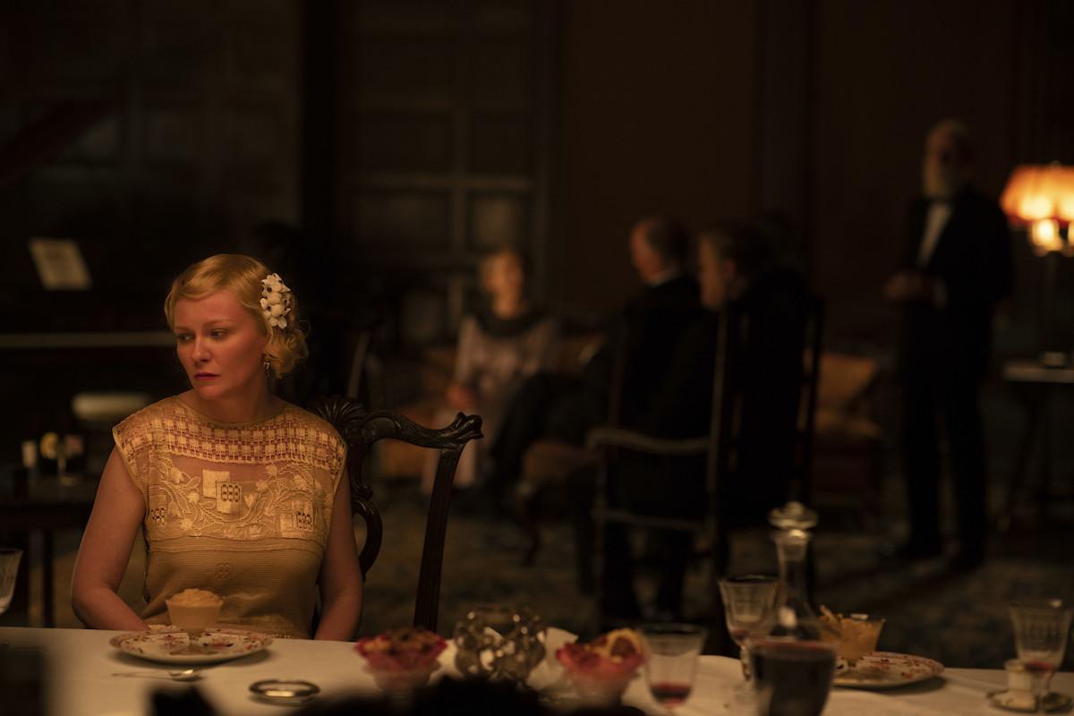 Kirsten Dunst in Netflix's 'The Power of the Dog'