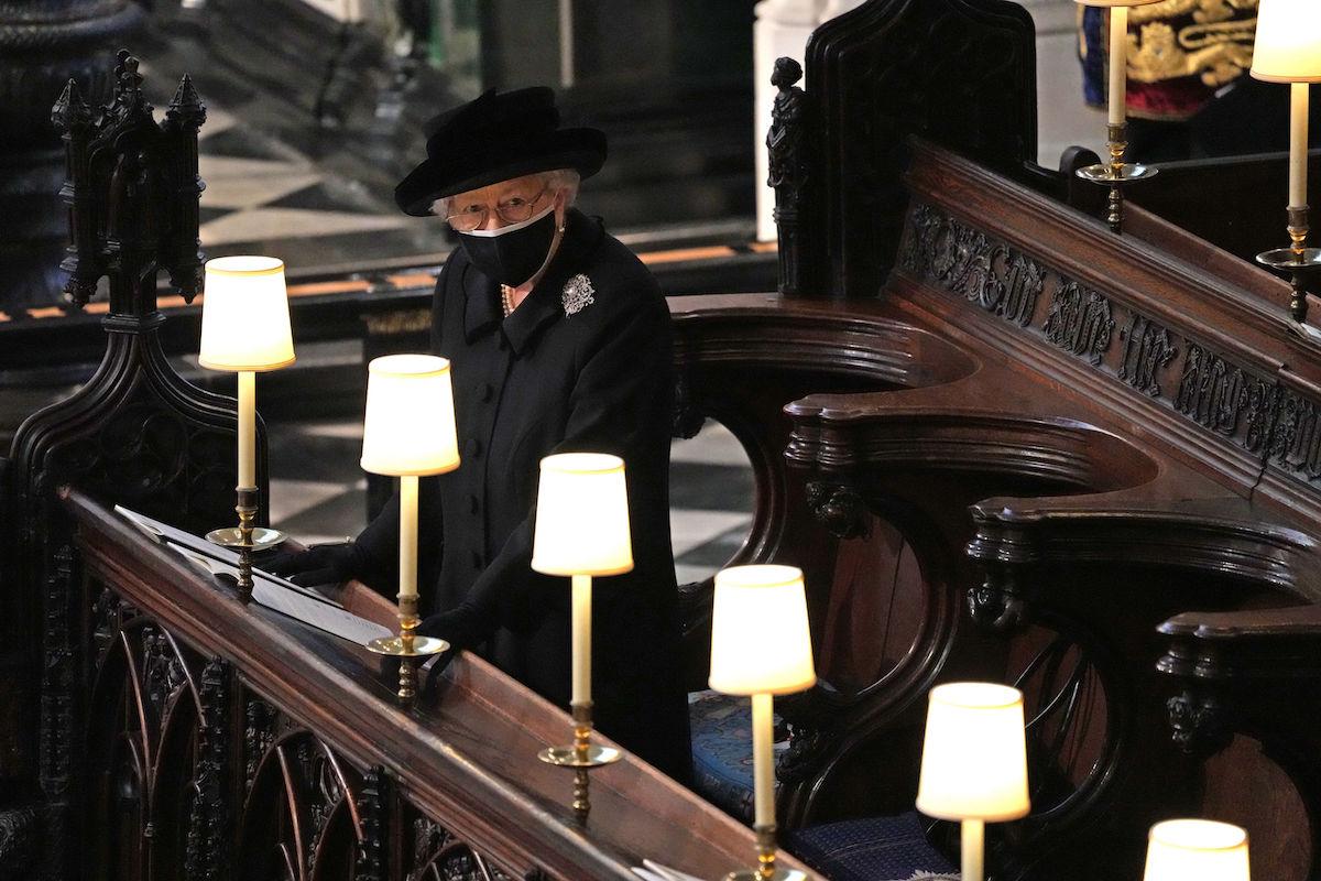 """Der Sohn von Prinzessin Anne hat gerade den """"schwersten Teil"""" von Prinz Philip's Beerdigung enthüllt"""