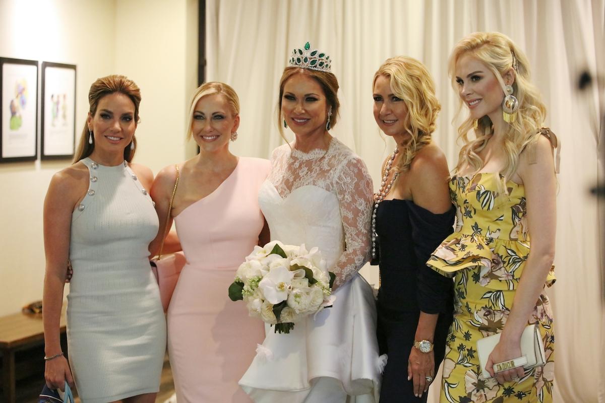 The Real Housewives of Dallas cast, Cary Deuber, Stephanie Hollman, LeeAnne Locken, Kary Brittingham, Kameron Westcott