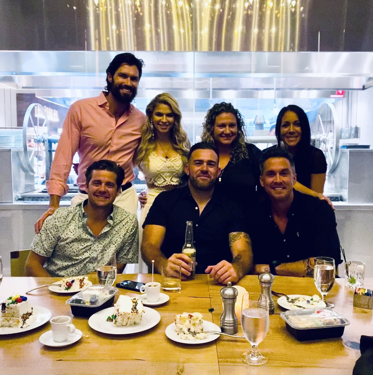 Below Deck meets The Bachelorette for agent Gabriella Schwager's 40th birthday surprise