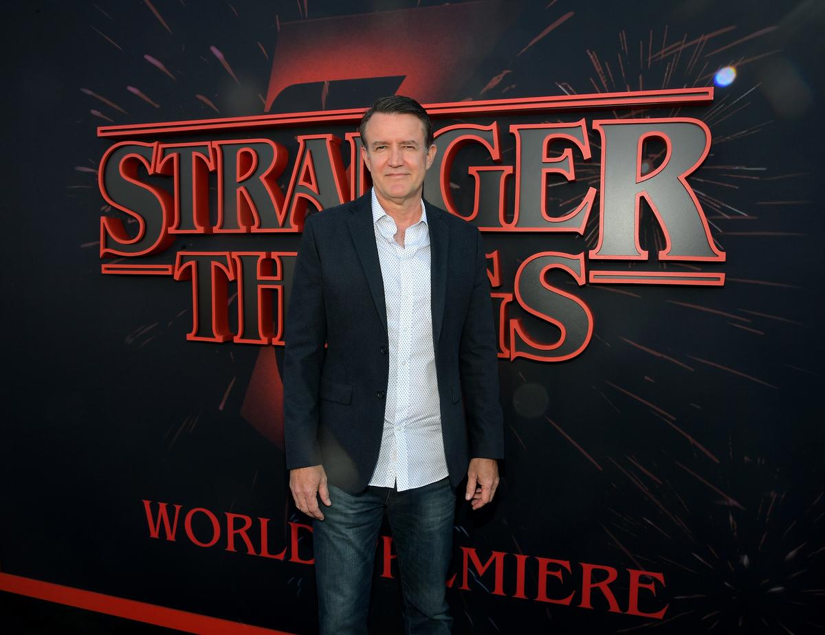 Joe Chrest for 'Stranger Things' Season 3 World Premiere