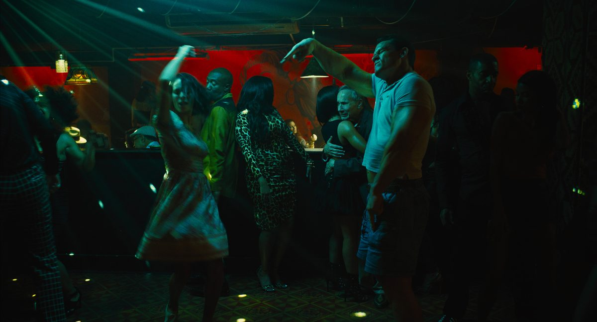 Suicide Squad: Peacemaker and Ratcatcher 2 hit the dance floora