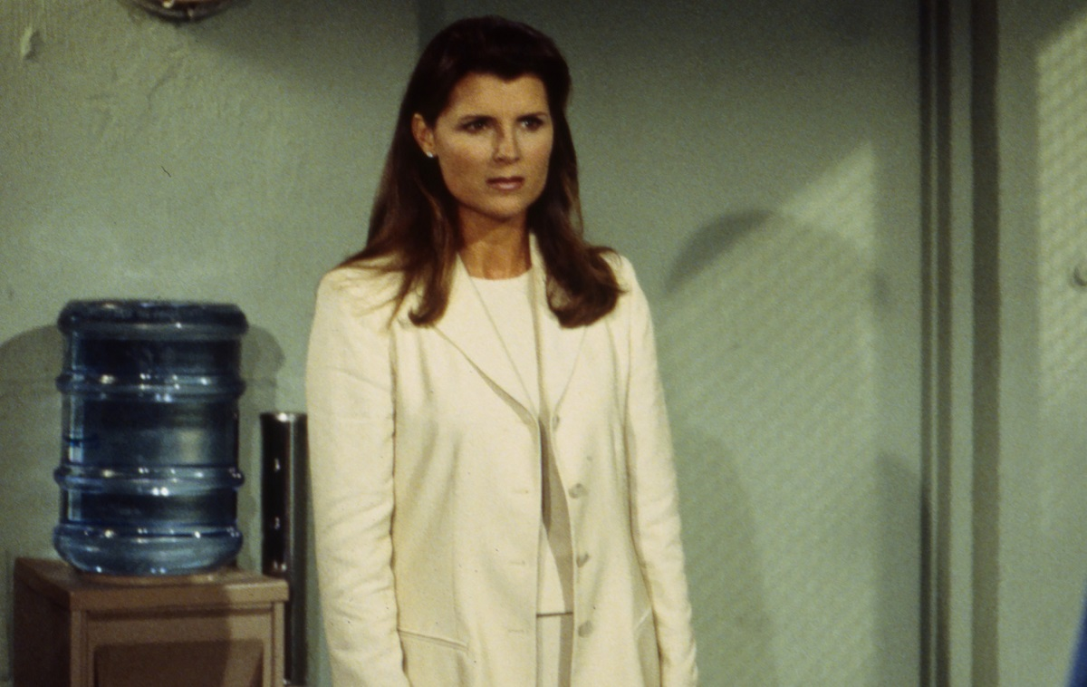 This latest 'The Bold and the Beautiful' sneak peek focuses on Kimberlin Brown as Sheila Carter, pictured here
