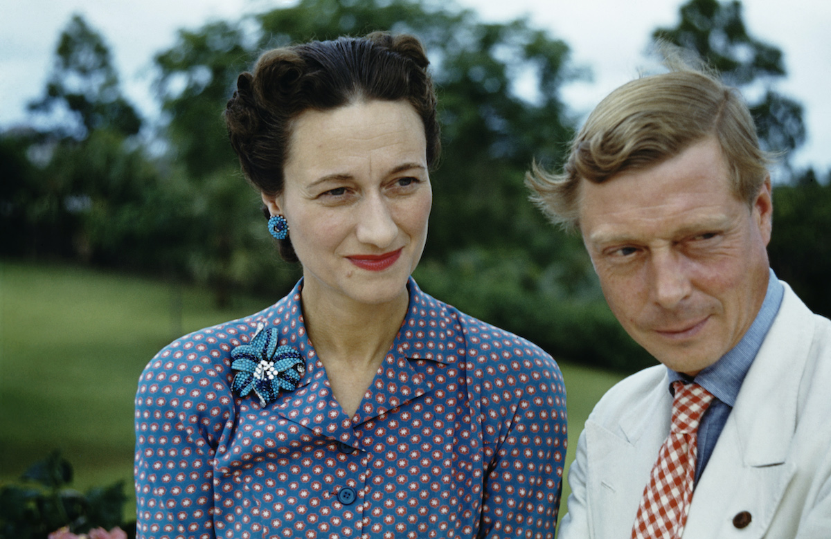 The Duke and Duchess of Windsor in the Bahamas