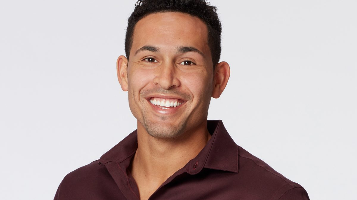 Headshot of Thomas Jacobs from 'The Bachelorette' and 'Bachelor in Paradise'