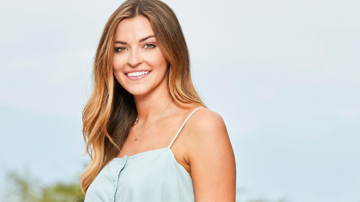 Headshot of Tia Booth from 'Bachelor in Paradise' Seasons 5 and 6