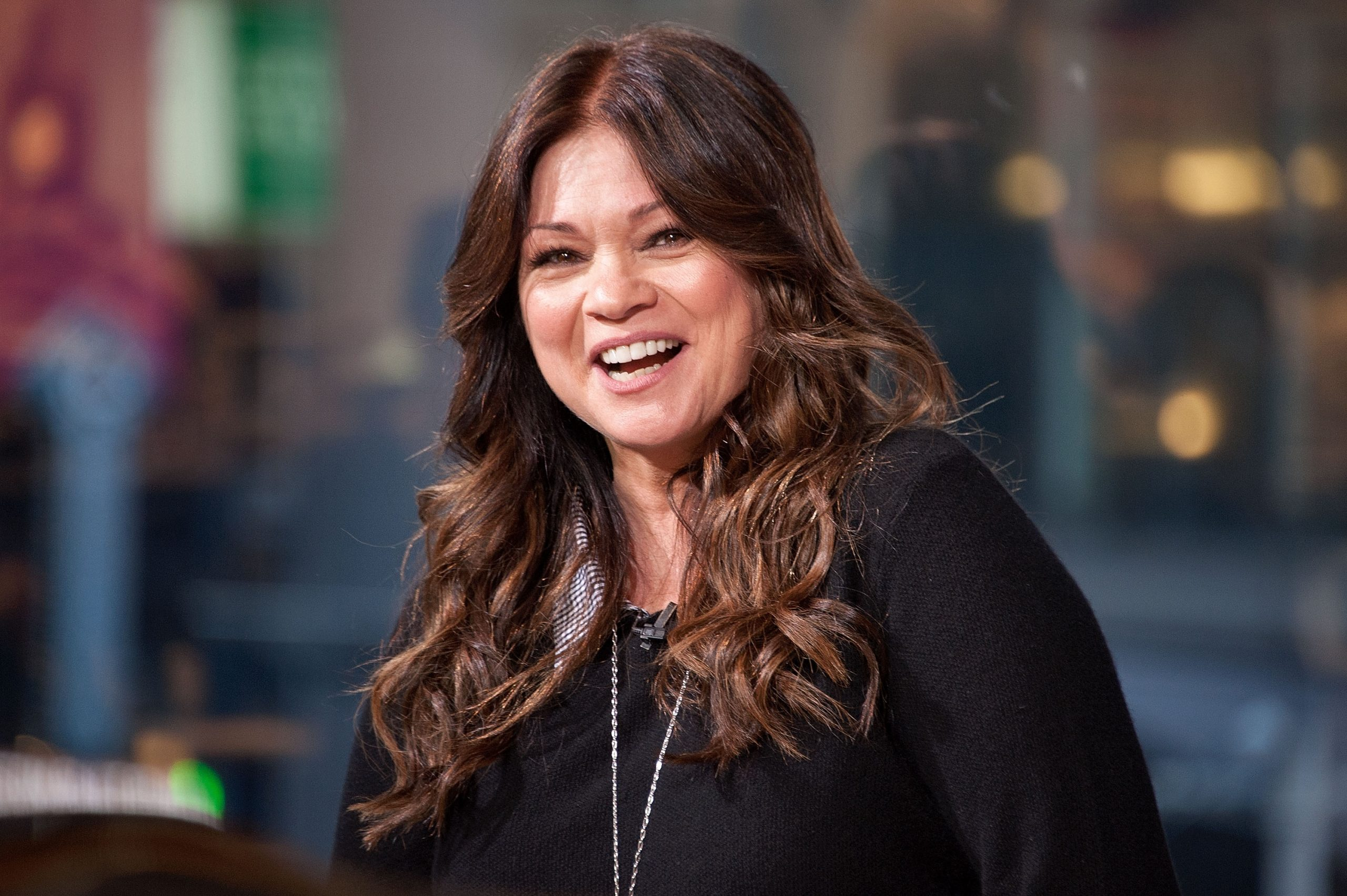 Food Network host Valerie Bertinelli