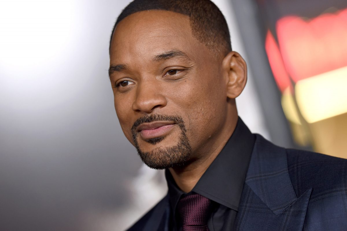 Will Smith headshot for National Geographic