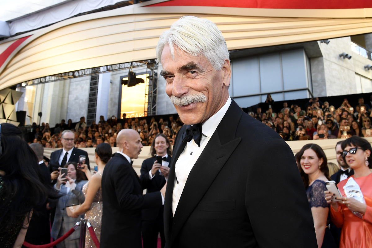 Sam Elliott attends the 91st Annual Academy Awards at Hollywood and Highland on February 24, 2019 in Hollywood, California