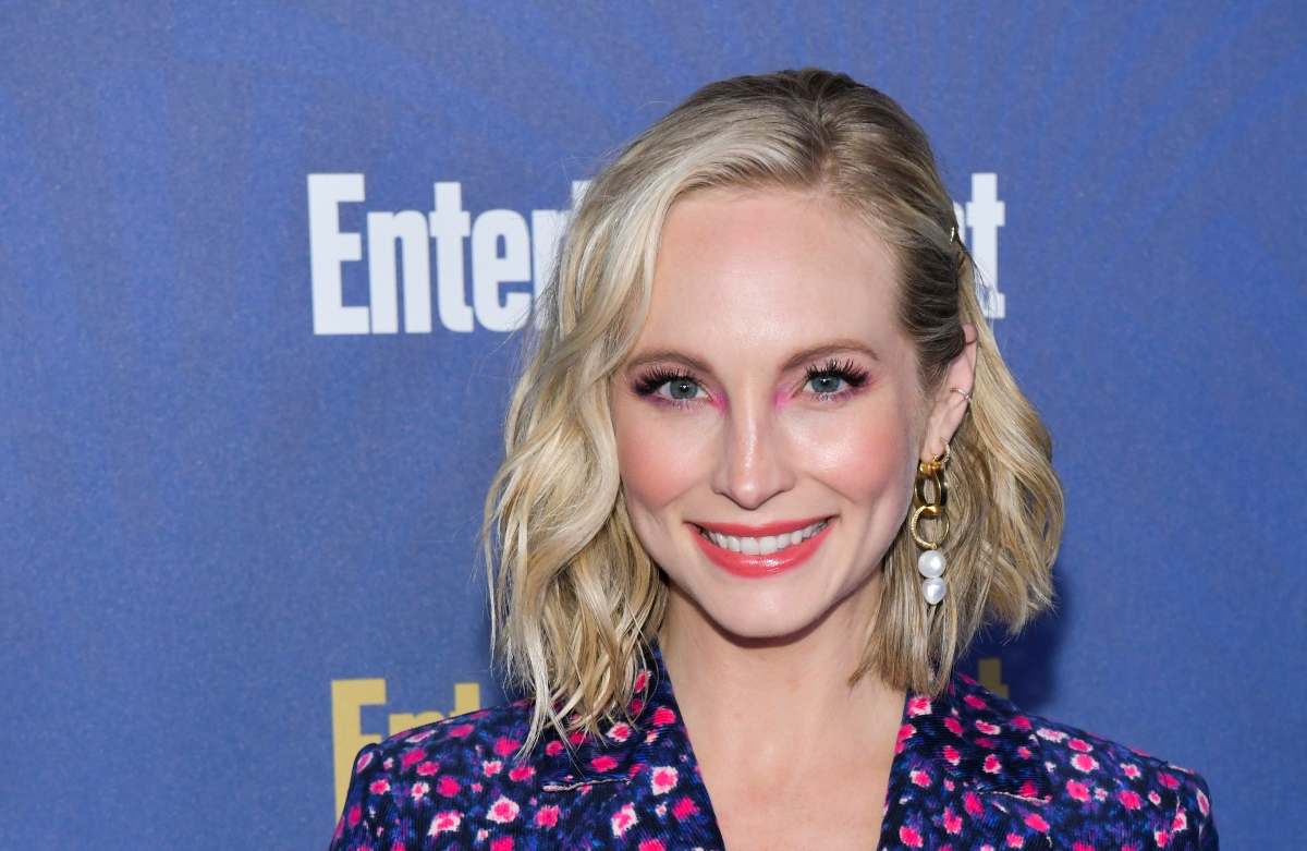Candice King attends Entertainment Weekly celebration, January, 2020