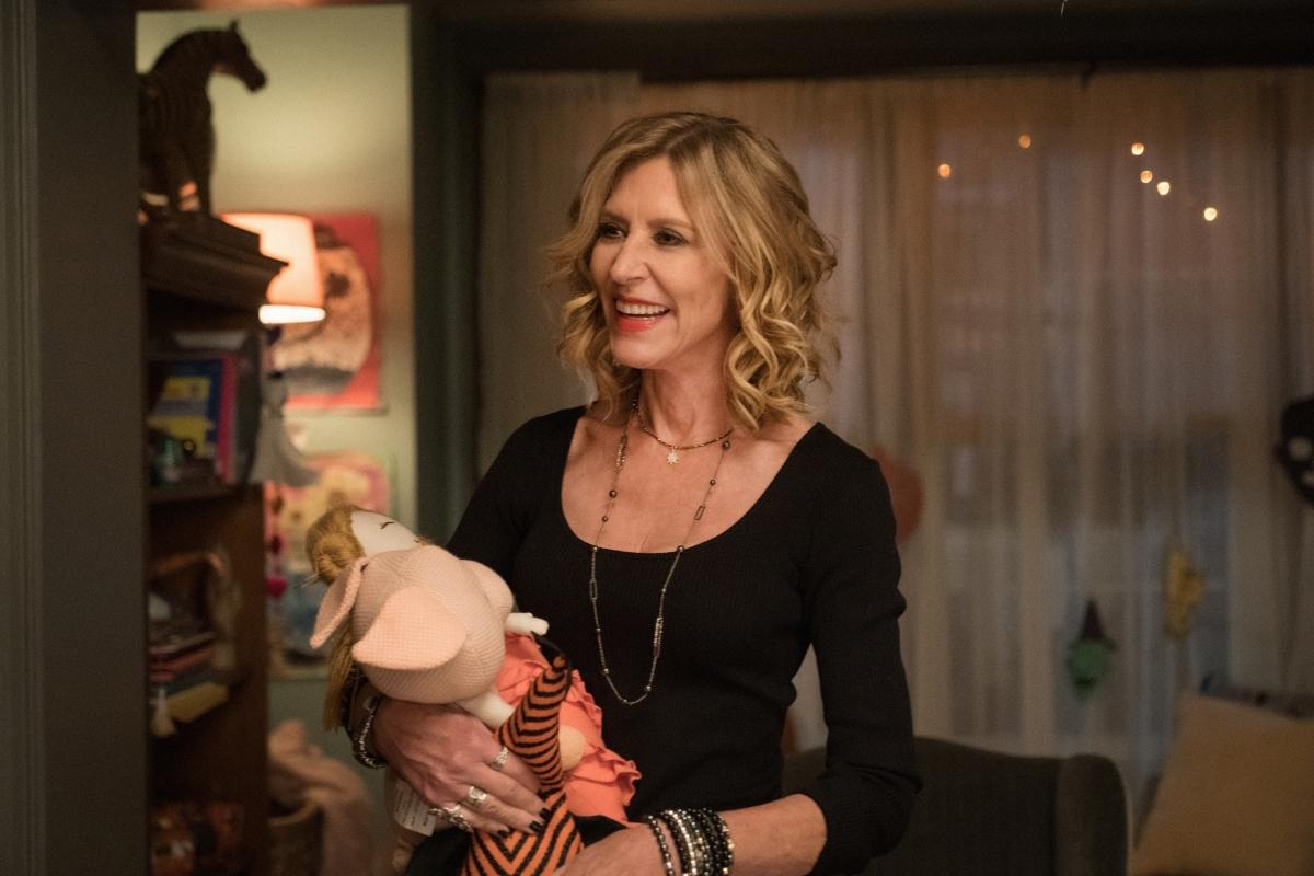 Christine Lahti as Sheryl in 'Evil'