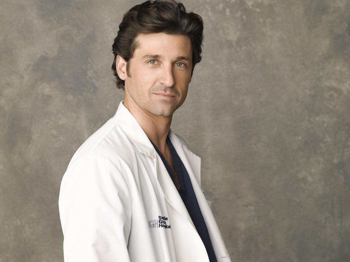 Patrick Dempsey stars as Derek Shepherd in 'Grey's Anatomy'