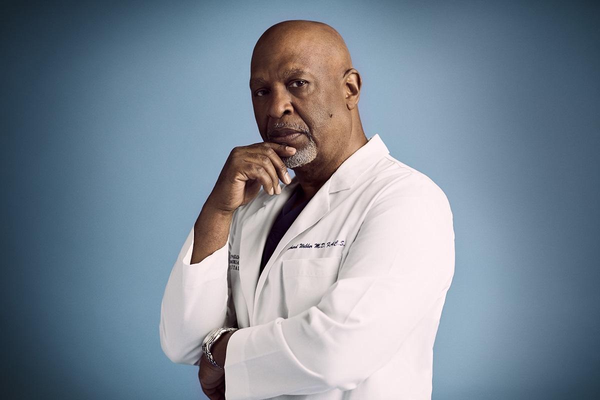 ABC's 'Greys Anatomy' stars James Pickens, Jr. as Richard Webber