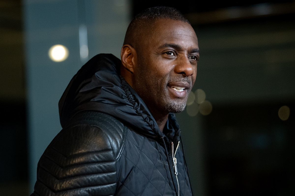 Idris Elba in 2019