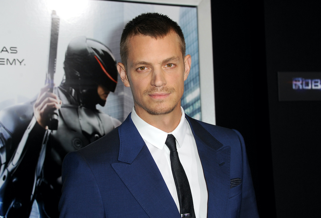 """Joel Kinnaman arrives at the premiere of Columbia Pictures' """"Robocop"""" at TCL Chinese Theatre"""