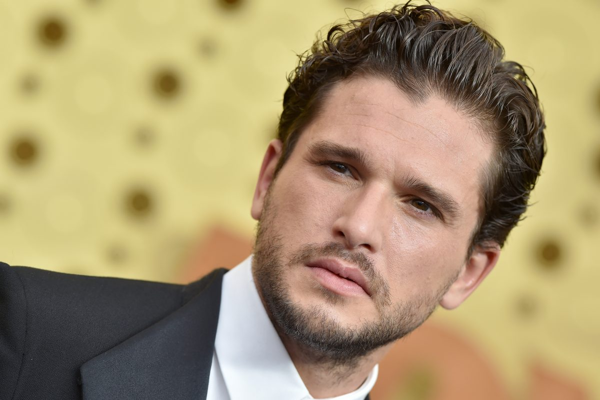 Kit Harington of 'Game of Thrones' attends the 2019 Emmy Awards