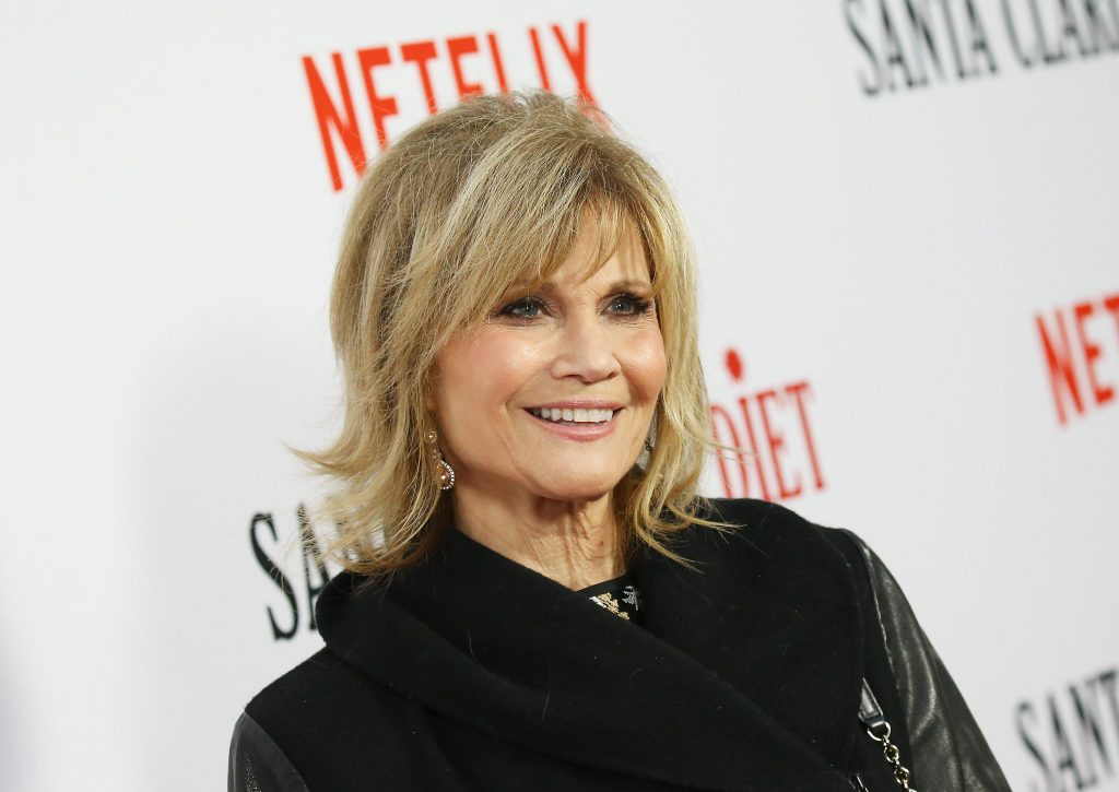 """Markie Post attends Netflix's """"Santa Clarita Diet"""" season 2 premiere held at The Dome at Arclight Hollywood on March 22, 2018"""