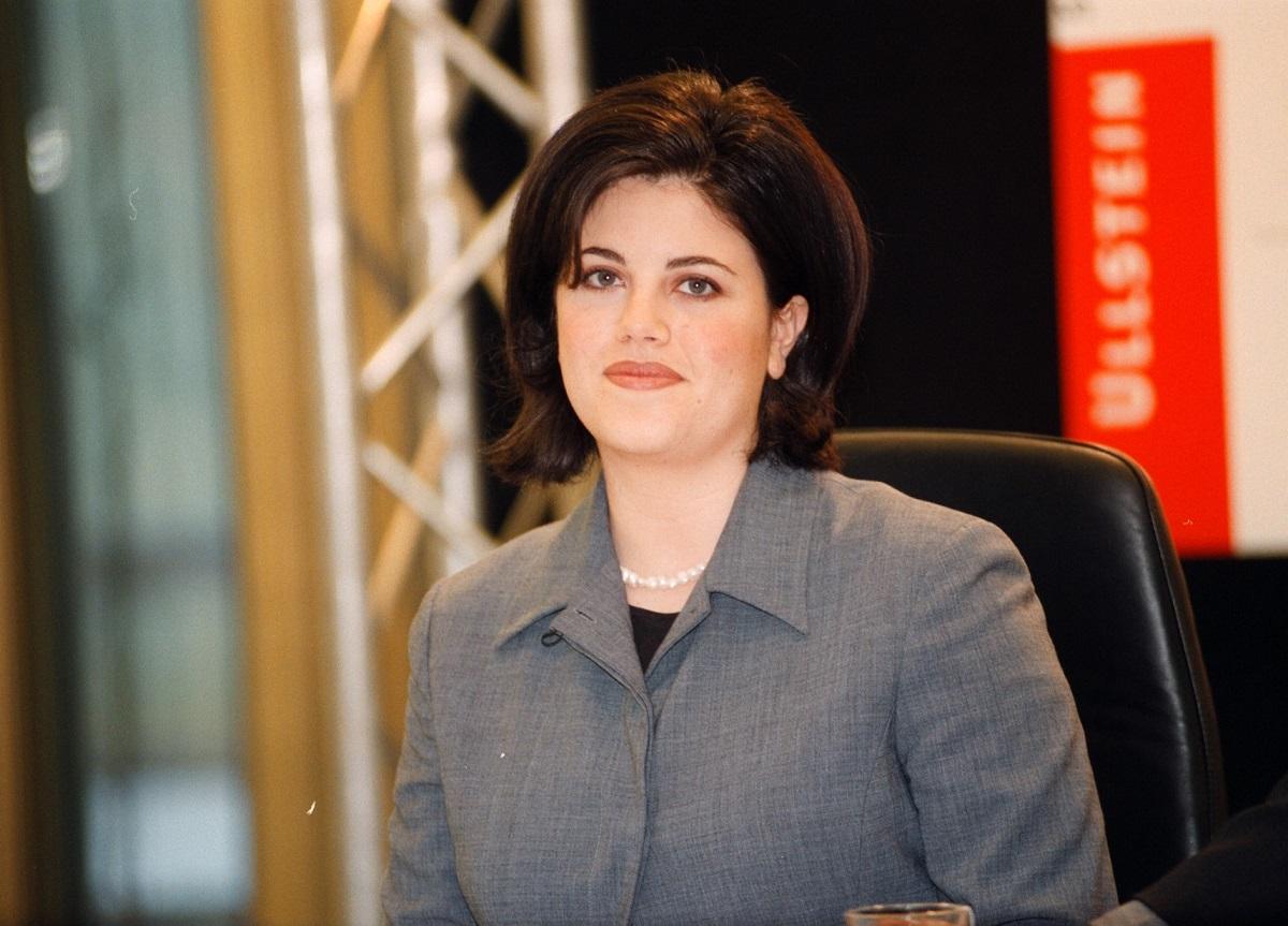 Monica Lewinsky in 1999