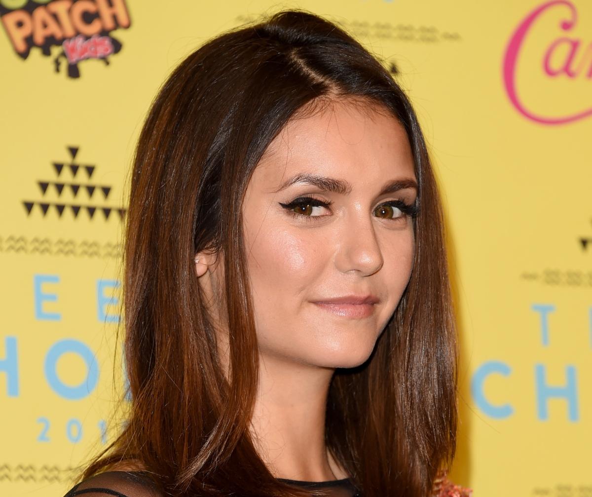 Nina Dobrev at the Teen Choice Awards 2015 in Los Angeles, California
