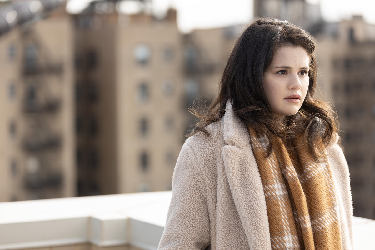 Selena Gomez as Mabel in 'Only Murders in the Building'