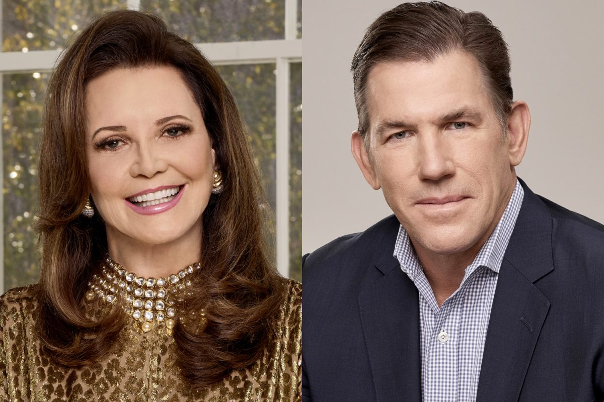 Patricia Altschul and Thomas Ravenel smiling