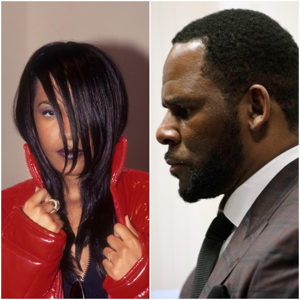Aaliyah and R. Kelly