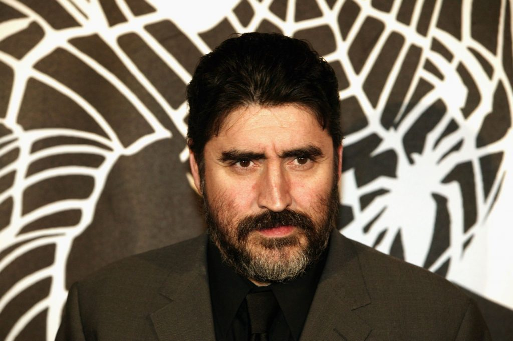 Alfred Molina at the U.K. film premiere of 'Spider-Man 2'