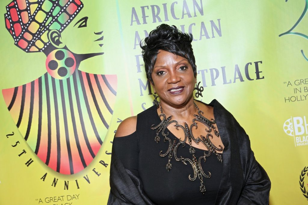 """Former 'The Bold and the Beautiful' actor Anna Maria Horsford attends the 2019 event A Great Day In Black Hollywood"""" Gala at Nate Holden Performing Arts Center"""