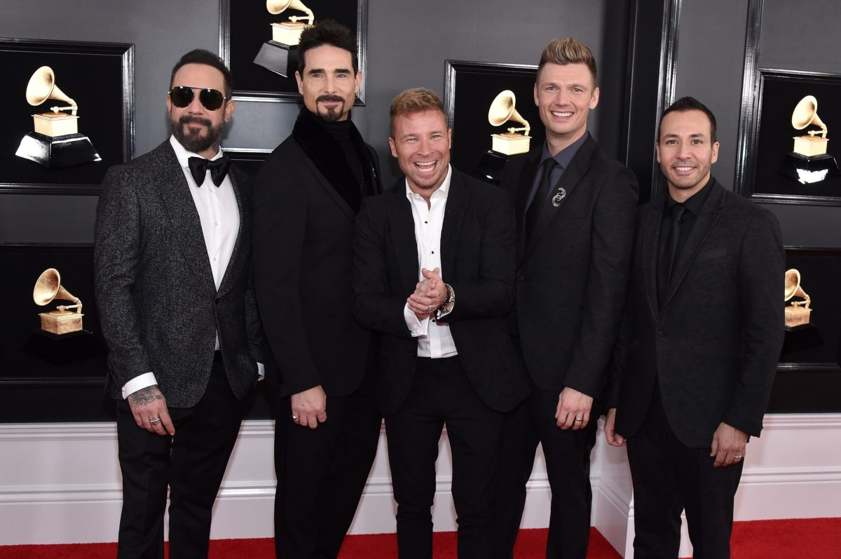 The Backstreet Boys Reveal Their 'Least Favorite Song We've Ever Recorded': 'It's Toxic'