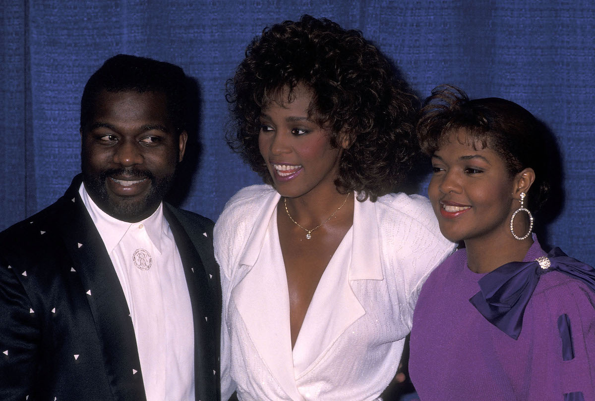Bebe Winans, Whitney Houston, and Cece Winans
