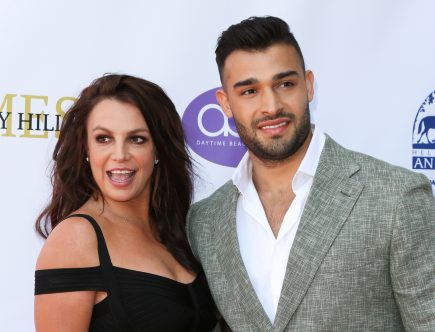 Britney Spears' 4-Carat Engagement Ring From Sam Asghari Could Be Worth Nearly $300,000