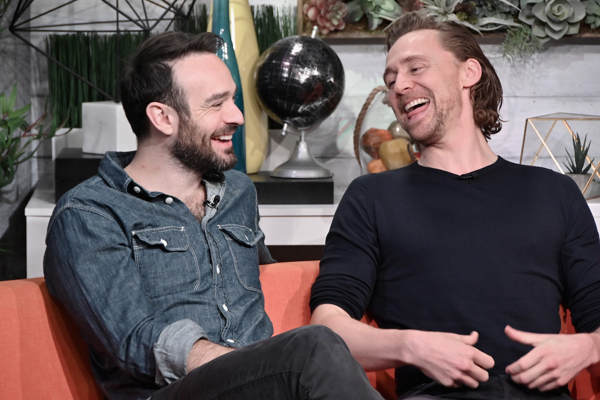 Charlie Cox and Tom Hiddleston on Buzzfeed's 'AM to DM'